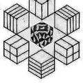 Cube with six partitions